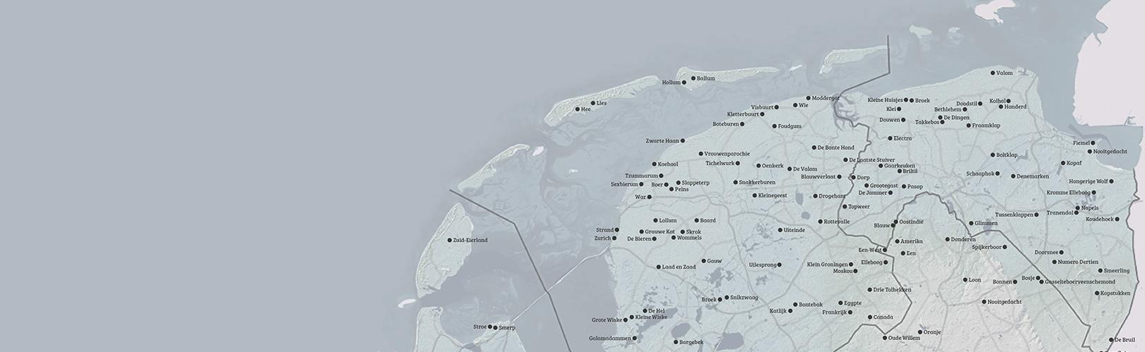 Nederlandse Atlas der Rare Plaatsen