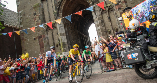 Tour de France in Utrecht: le Grand Départ
