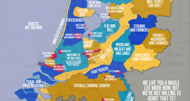 Stereotypes of the Netherlands